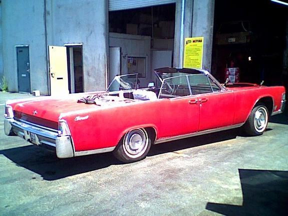 Another suicydal65 1965 Lincoln Continental post... - 1412699