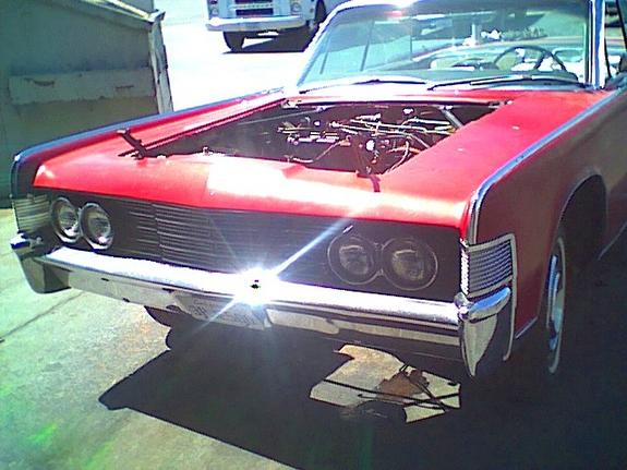 Another suicydal65 1965 Lincoln Continental post... - 1412701