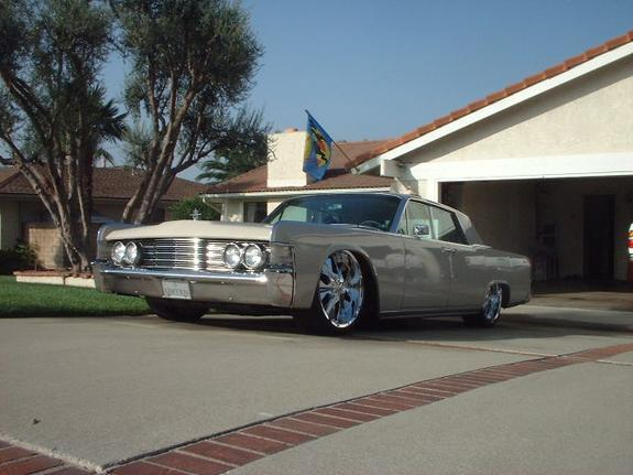 Another suicydal65 1965 Lincoln Continental post... - 1412724