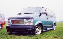 1995 GMC Safari Passenger