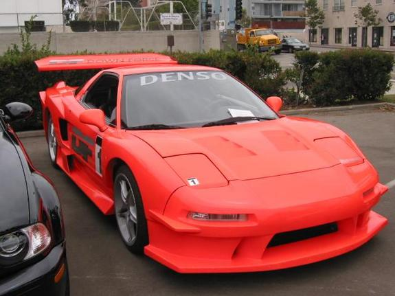 nsxpowered 1992 Acura NSX