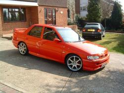 smokeyrssi 1993 Ford Orion