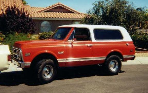 lexthis 1972 GMC Jimmy