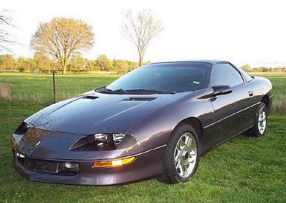 Another psyberian 1999 Chevrolet Camaro post... - 1413965