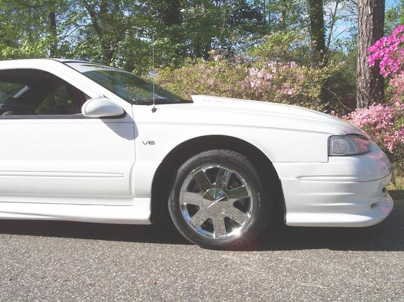Fordtbirdgirl 1997 Ford Thunderbird Specs Photos