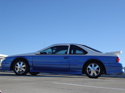 FordTBirdGirls 1997 Ford Thunderbird