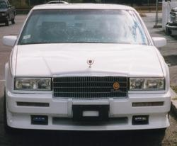 fast68 1991 Cadillac Seville