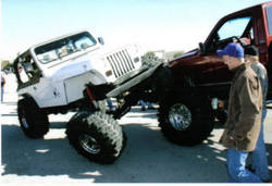 White93YJ 1993 Jeep Wrangler