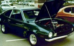 Another Husqvarna 1972 Ford Pinto post... - 1428662