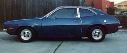 Another Husqvarna 1972 Ford Pinto post... - 1428667