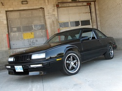 lotype 1987 Buick LeSabre
