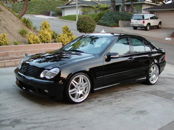 Mercedes  2005 Mercedes C230 Specs  19s20s Car and Autos All