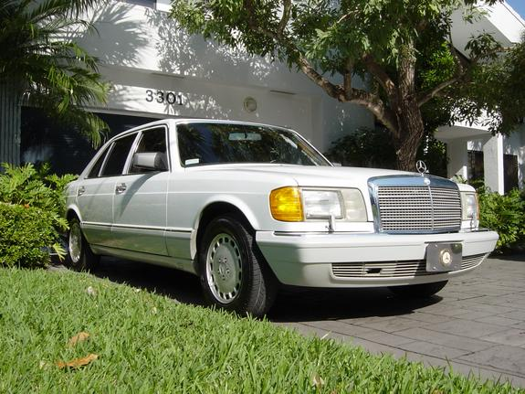 Another 420forLIFE 1985 Mercedes-Benz S-Class post... - 1441246