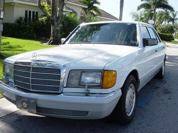 Another 420forLIFE 1985 Mercedes-Benz S-Class post... - 1441247