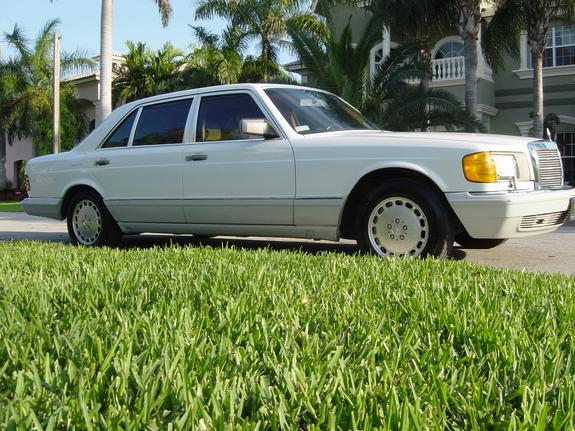 Another 420forLIFE 1985 Mercedes-Benz S-Class post... - 1441250