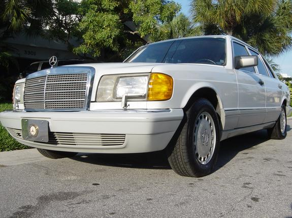 Another 420forLIFE 1985 Mercedes-Benz S-Class post... - 1441251