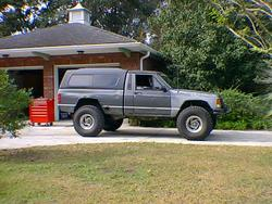 Rob50lxs 1987 Jeep Comanche Regular Cab