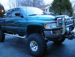RatherBeMuddin 1999 Dodge Ram 1500 Regular Cab