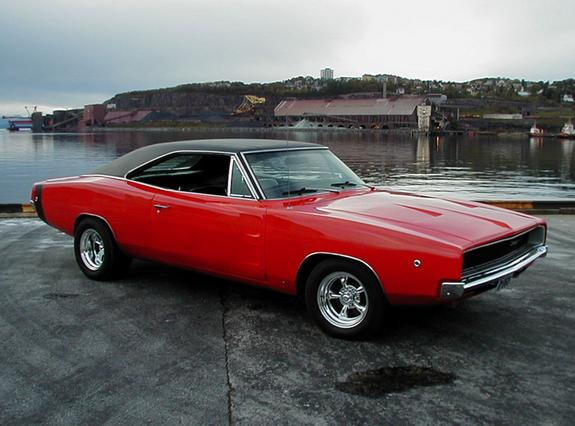 Another clausoe 1968 Dodge Charger post... - 1447268