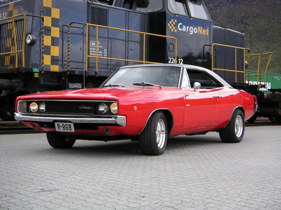clausoe 1968 Dodge Charger