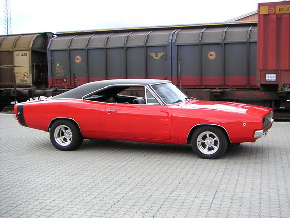 Another clausoe 1968 Dodge Charger post... - 1447277
