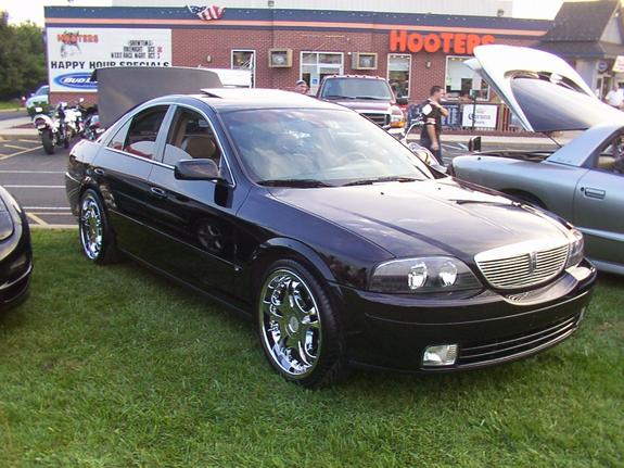 blackls 2001 Lincoln LS