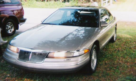 d3lan3 1994 lincoln mark viii specs photos modification. Black Bedroom Furniture Sets. Home Design Ideas