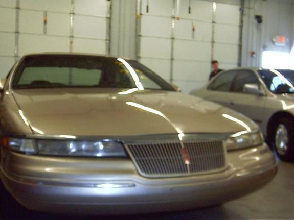 Another d3lan3 1994 Lincoln Mark VIII post... - 1453830