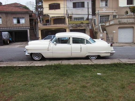 Another bobcadillac 1956 Cadillac Sixty Special post... - 1457300
