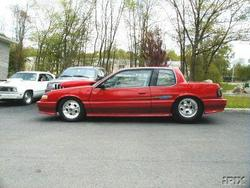 Charger_R_T 1987 Pontiac Grand Am