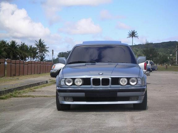 parkert 1990 bmw 5 series specs photos modification info. Black Bedroom Furniture Sets. Home Design Ideas