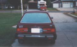 Another soloextreme 1987 Chevrolet Spectrum post... - 1463450