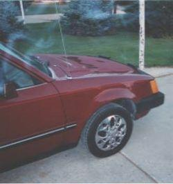 Another soloextreme 1987 Chevrolet Spectrum post... - 1463451