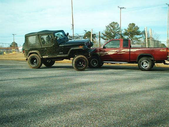 Another gscctroll 1995 Jeep Wrangler post by