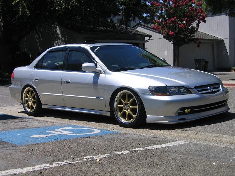 pureindo 2001 Honda Accord