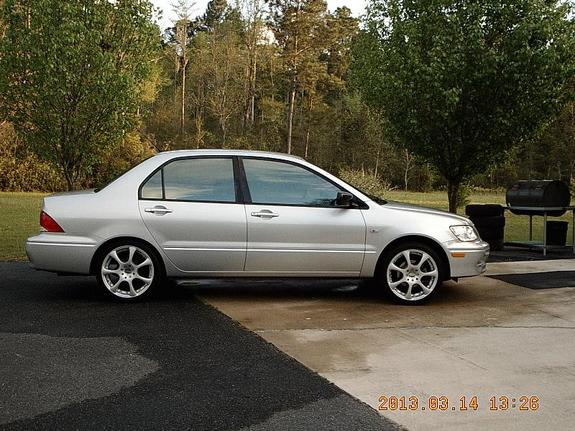 Another lancer_chic 2002 Mitsubishi Lancer post... - 1465785
