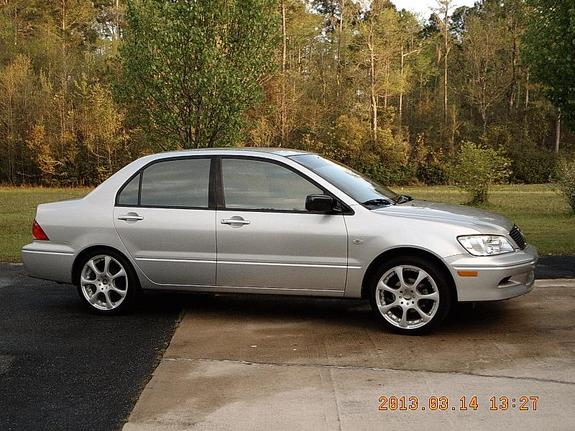 Another lancer_chic 2002 Mitsubishi Lancer post... - 1465786