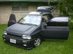 XPNSYDs 1991 Ford Festiva