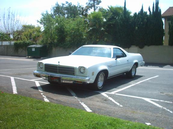 packersfan1 1974 Chevrolet El Camino 1466752
