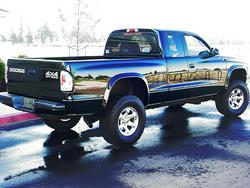 DakotaB02 2002 Dodge Dakota Regular Cab & Chassis