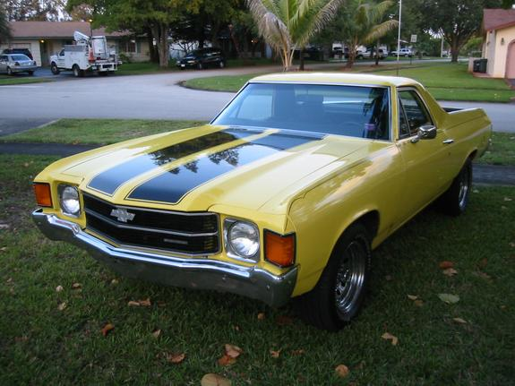 psychophyr 1972 chevrolet el camino specs photos. Black Bedroom Furniture Sets. Home Design Ideas