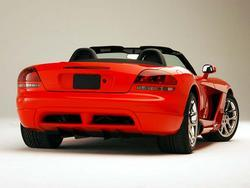 WheelinInABarrows 2003 Dodge Viper