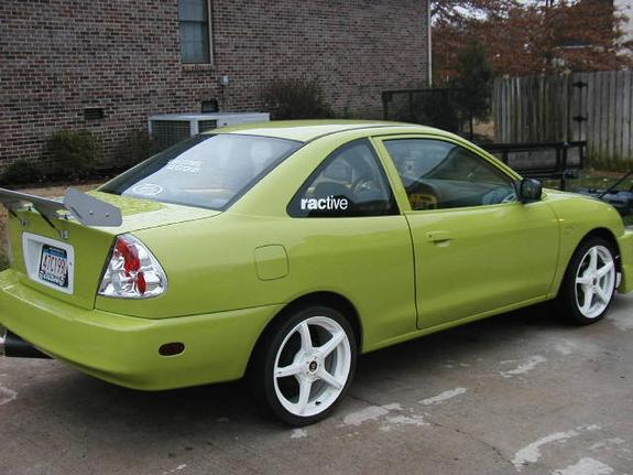 chadmer3 1997 Mitsubishi Mirage Specs, Photos, Modification Info ...