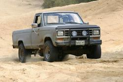 stegomon 1987 Ford Ranger Regular Cab