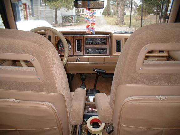 1985 Ford Bronco Interior Redvw96 1985 Ford Bronco ii