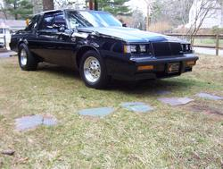 Gussbuick 1987 Buick Regal