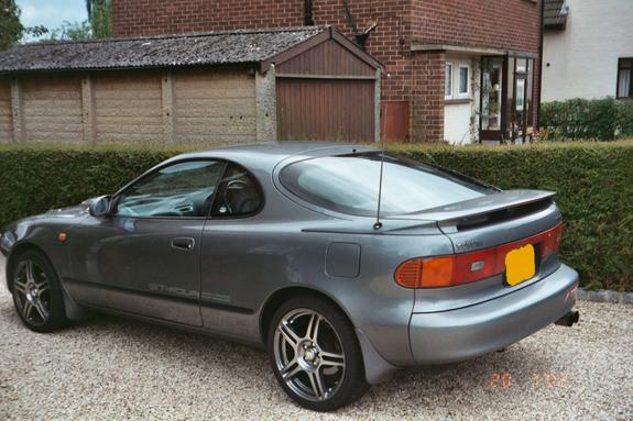 90gt4uk 1990 Toyota Celica Specs Photos Modification Info at