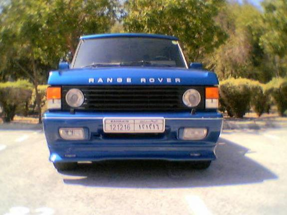 how_we_do 1994 Land Rover Range Rover's Photo Gallery at