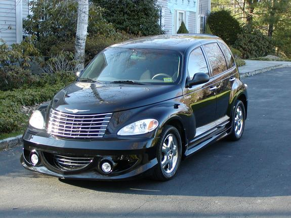 photoshop316's 2001 Chrysler PT Cruiser