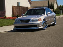 mikey7s 1998 Acura RL